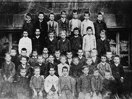Foto der Schulklasse