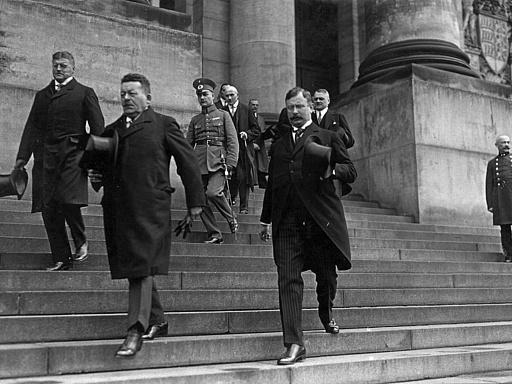 Verfassungsfeier 1922