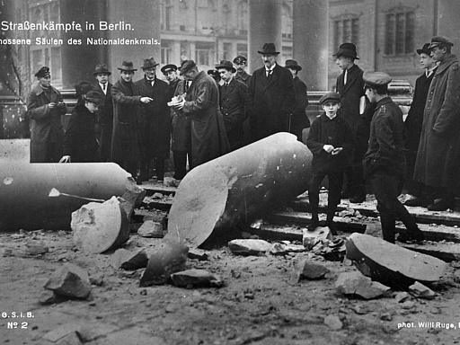 Berliner Straßenkämpfe