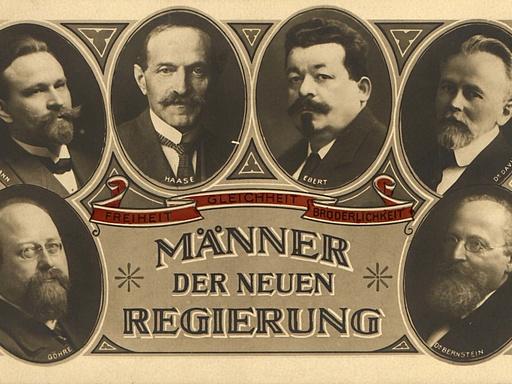 Gruppenaufnahme mit Mitglieder der neuen deutschen Regierung