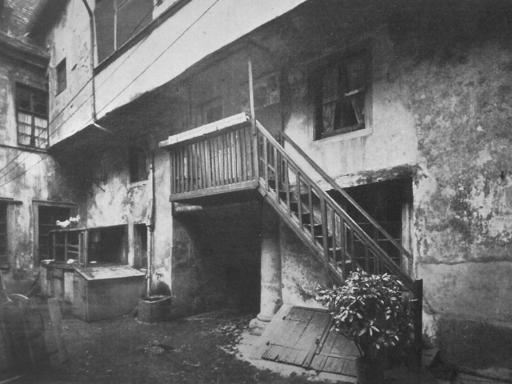 Geburtswohnung Ebert, Heidelberg
