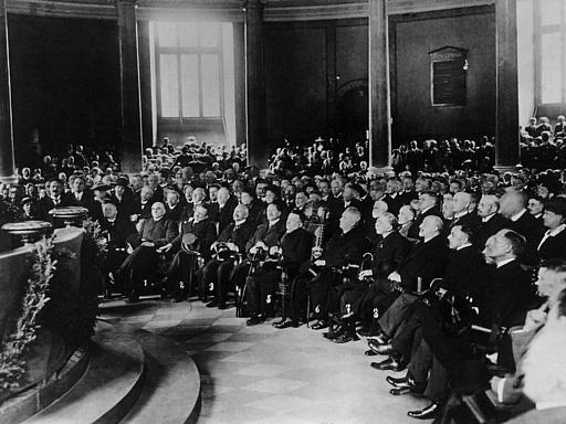 75-Jahr-Feier der Paulskirchenversammlung
